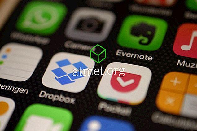 Cara Muat turun Gambar dari Dropbox ke iPad Anda