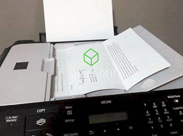 Canon Pixma MX340: Memuatkan Kertas Untuk Pencetakan atau Pemindaian
