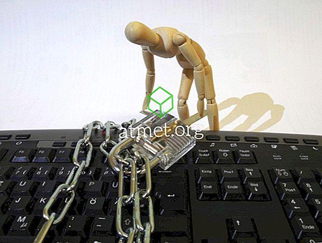 """Kaip automatiškai užrakinti """"Windows"""" kompiuterį naudojant """"Dynamic Lock"""""""