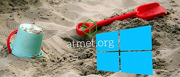 Slik bruker du Windows Sandbox