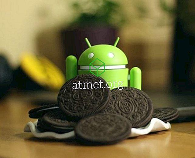 Cara Menggunakan Gambar dalam Mode Gambar di Android Oreo