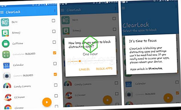 3 aplicaciones de Android útiles para ayudarte a mantenerte enfocado