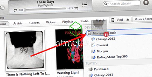 A dalok átvitele CD-ről iPodra, iPhone-ra vagy iPadre