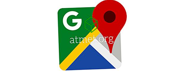 Android के लिए Google मानचित्र में स्थान कैसे बचाएं