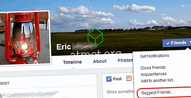 """Facebook: إلى أين ذهب خيار """"اقترح أصدقاء""""؟"""