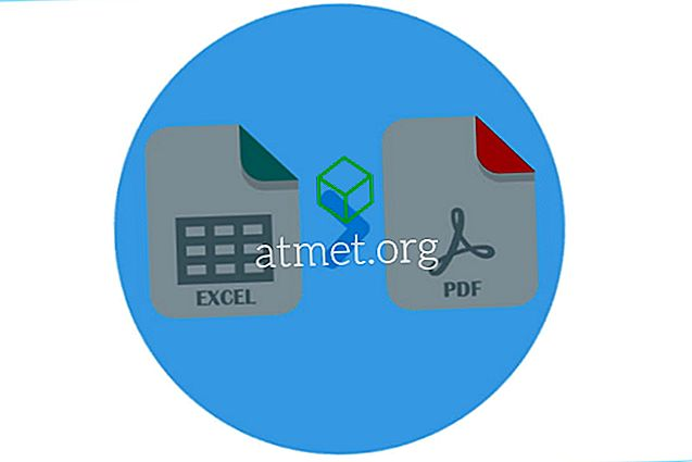 Converti documenti Excel in formato PDF