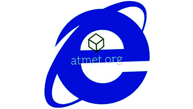 تمكين / تعطيل ملحقات Internet Explorer والوظائف الإضافية