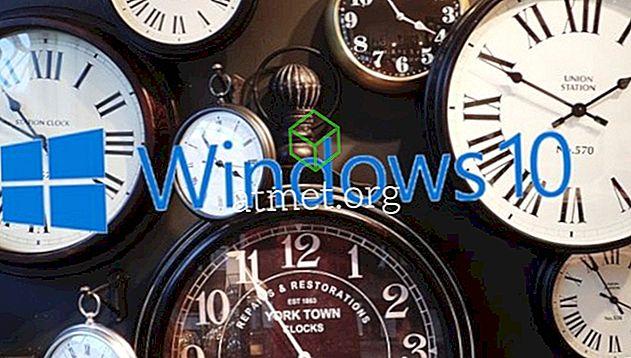Kuinka lisätä eri aikavyöhykekelloja Windows 10: ssä