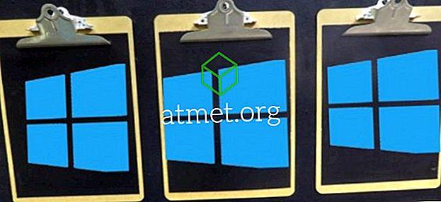 Så här aktiverar du att använda Windows 10 Urklipp