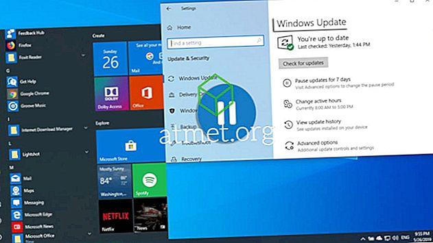 Updates onderbreken in Microsoft Windows 10