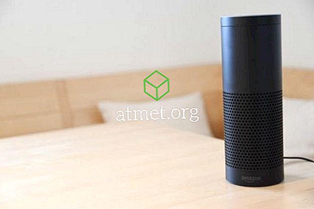 Kā atslēgt mikrofonu Amazon Alexa Echo vai Dot
