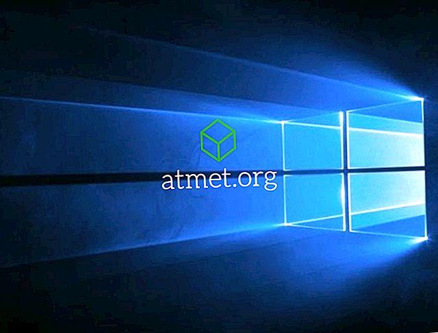 Kuidas keelata juurdepääsu registri redaktorile - Windows 10