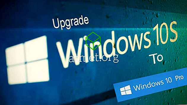 Cómo actualizar Windows 10 S a Windows 10 Pro