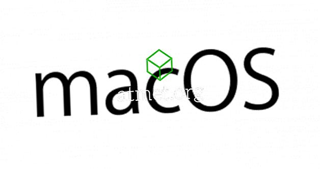 Piilotettujen tiedostojen piilottaminen tai näyttäminen MacOSissa
