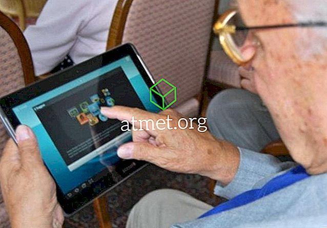 Kuidas luua Windows 10 vanemate inimeste jaoks