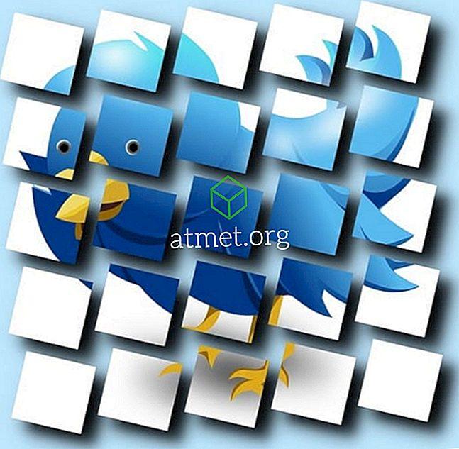 Kako blokirati ali odblokirati nekoga na Twitterju