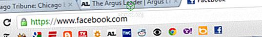 Jak přizpůsobit více záložek Na panelu záložek Google Chrome