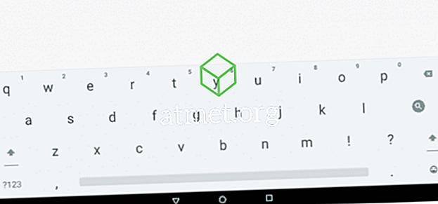 Så här stänger du av tangentbordstypljud på Acer Iconia One 10