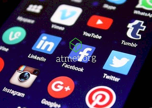 Jak nastavit ověřování dvou faktorů na sociálních sítích