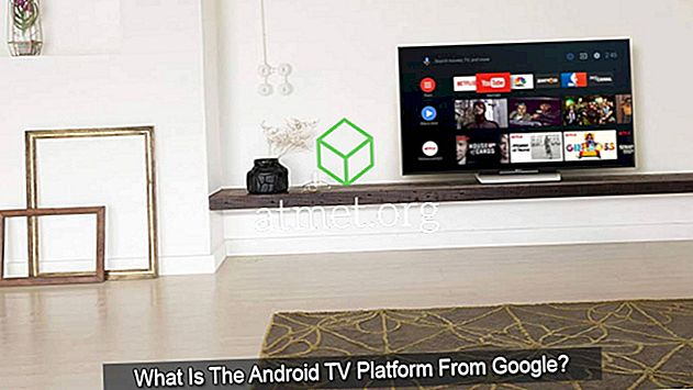 Kas ir Android TV platforma no Google?