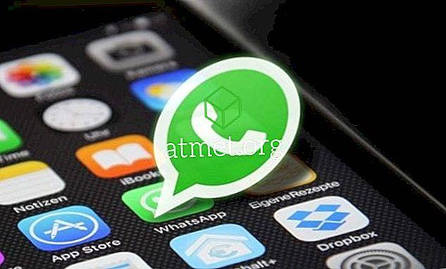 WhatsApp: Avsänd ett meddelande