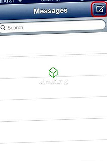 iPhone 8 & X: Gửi tin nhắn văn bản tới nhiều người nhận