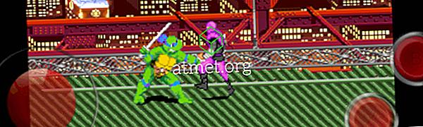 """Groti """"Classic Arcade"""" žaidimus """"Android"""" su MAME4droid"""