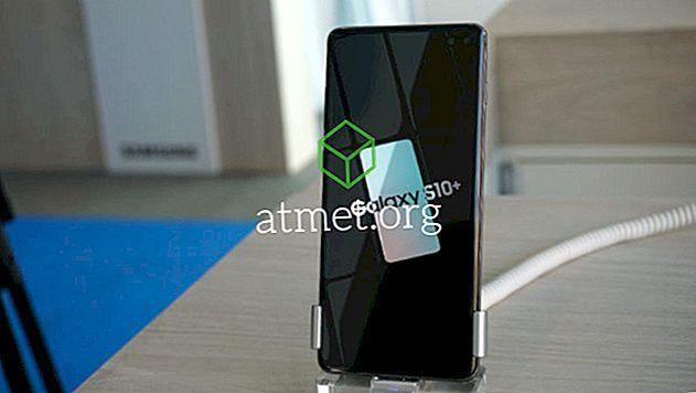 Как да зададете звукови съобщения за текст на Samsung Galaxy S10