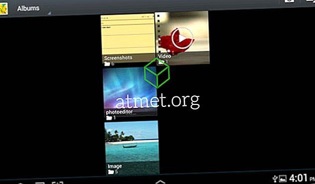 Galaxy Tab S3: Hur man tar en skärmdump