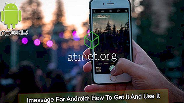 Cách sử dụng iMessage trên Android