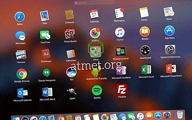 macOS: Reset Launchpad Apps-volgorde