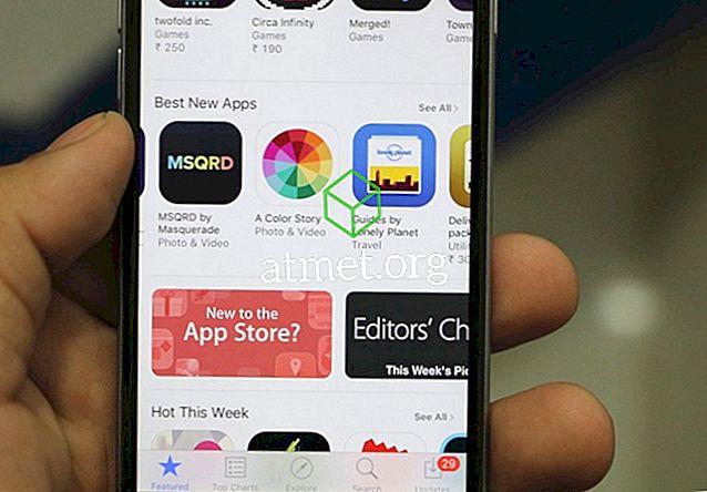 Kuidas saada tagasimakse Apple App Store'is
