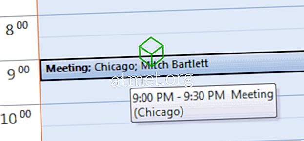 Outlook: Проверете кой е приел поканата за среща