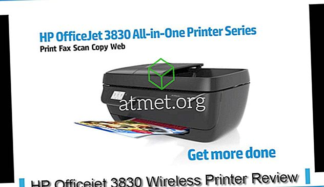 """HP Officejet 3830 Wireless Printer Review"""