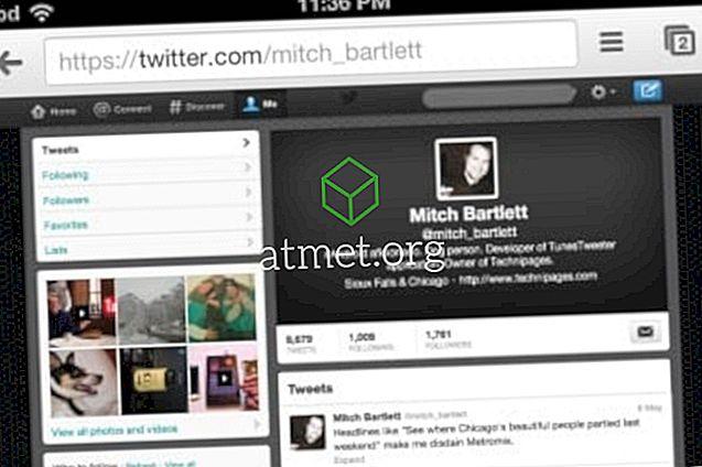 Twitter: Lihat Laman Web Penuh Pada iPhone, iPad, atau iPod Touch