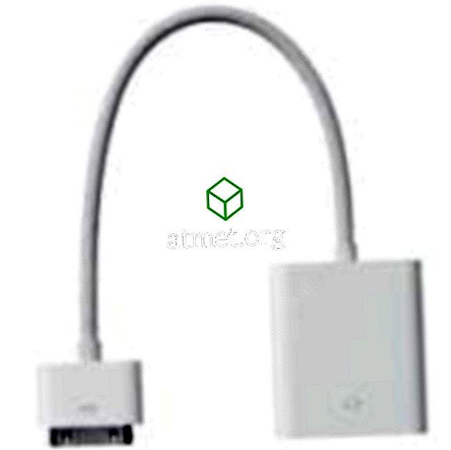 kábel pripojiť iPad k projektoru