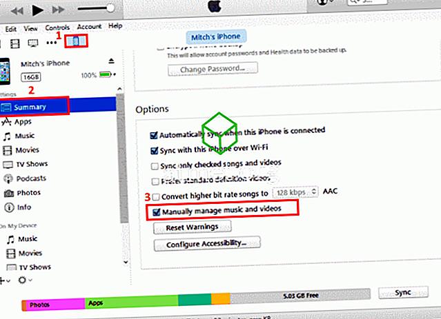 Не удается удалить видео с iPhone или iPad
