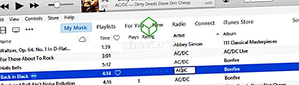 Как да организирате вашата музикална библиотека на iTunes