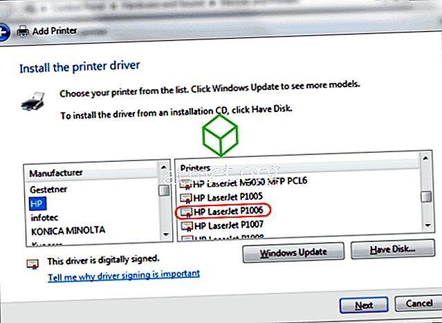 Cách cài đặt trình điều khiển trước trong Windows Driver Store
